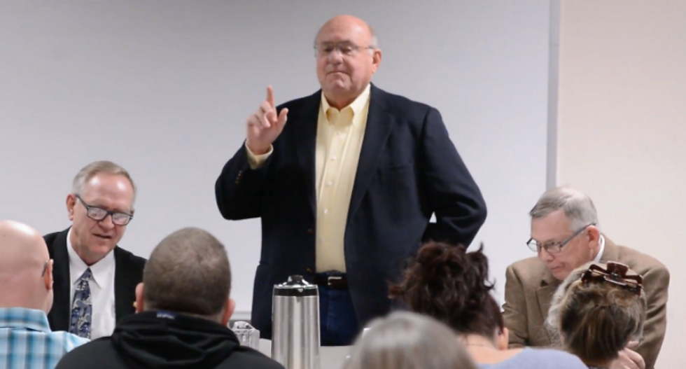 Kansas Republican lawmaker says black people can't handle marijuana because of 'their genetics'