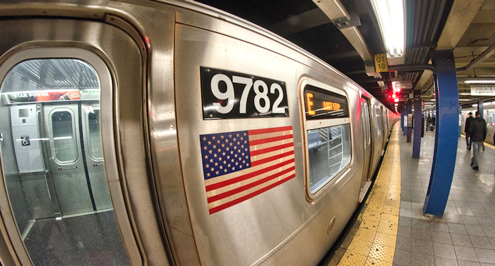 Man dies after being pushed in front of New York subway