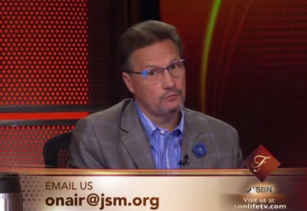 Jimmy Swaggart's son: LGBT activists would behead Christians if they could