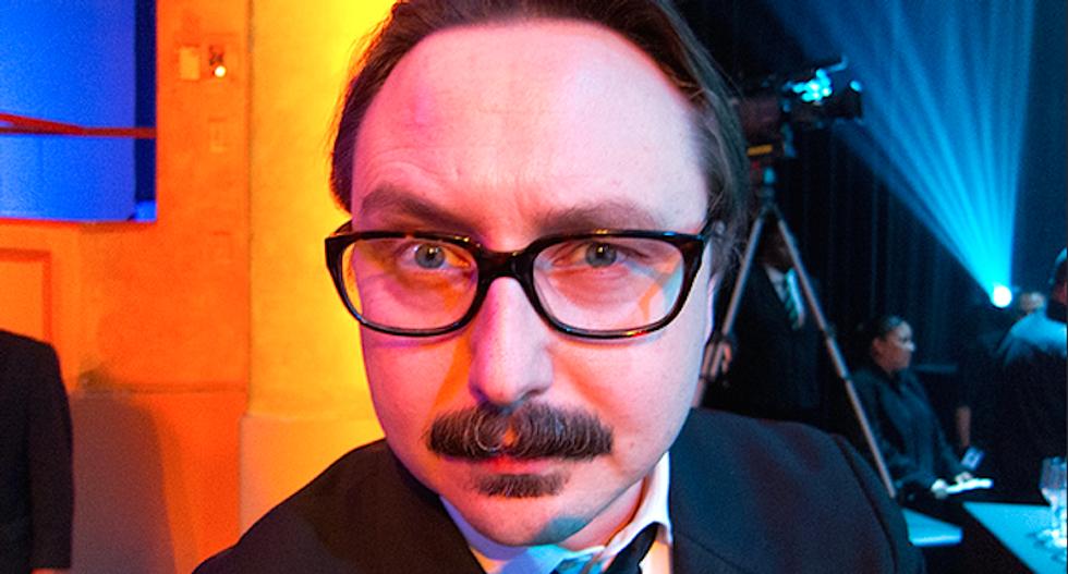 Comedian John Hodgman: Feds should lay down 'broadband like Eisenhower laid down interstates'