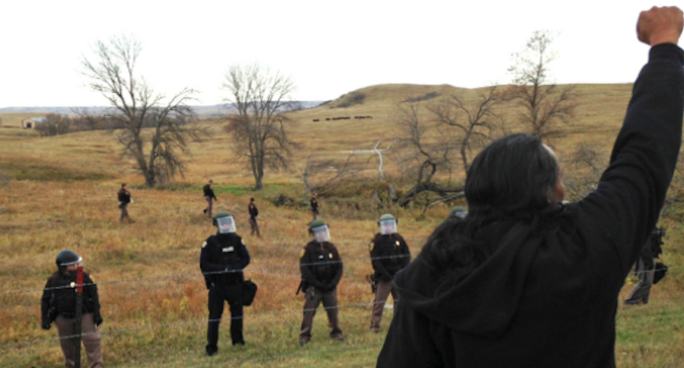 How Standing Rock became a site of pilgrimage