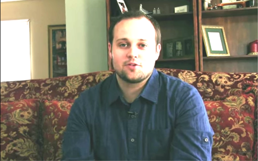 Josh Duggar quits anti-LGBT religious group as demand grows for family's TLC show cancellation