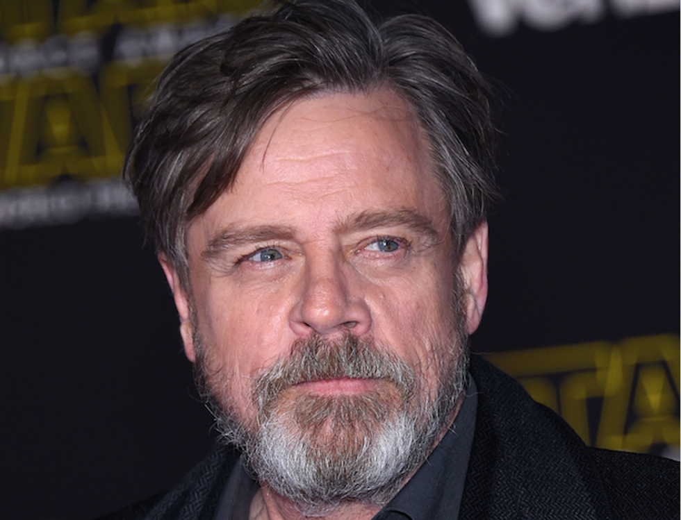 'Crazy and dumb as a rock': Mark Hamill rails against Donald Trump for latest 'Morning Joe' Twitterstorm