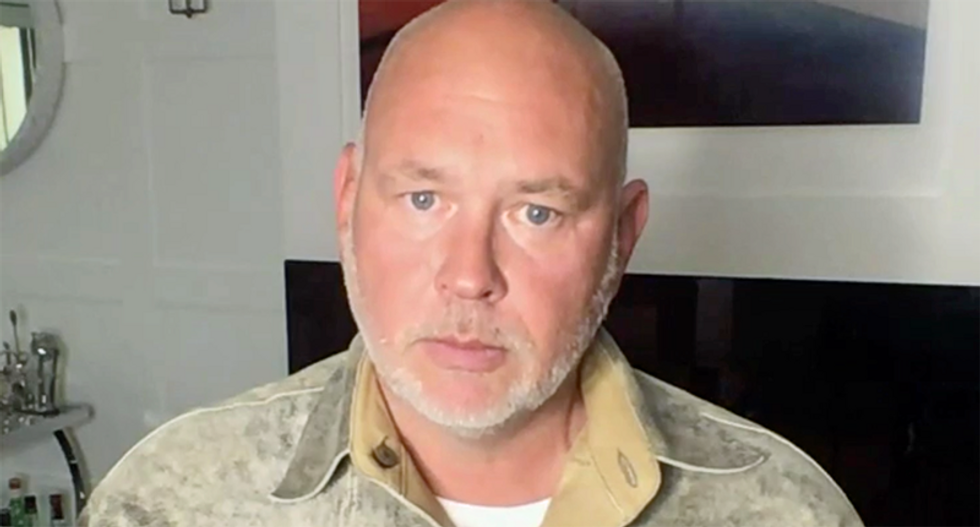 Steve Schmidt has been a Democrat for a day -- and he's already disgusted by people saying 'Democrat Party'