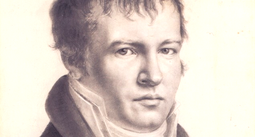 The last Renaissance man: Alexander Von Humboldt sought to understand all aspects of nature