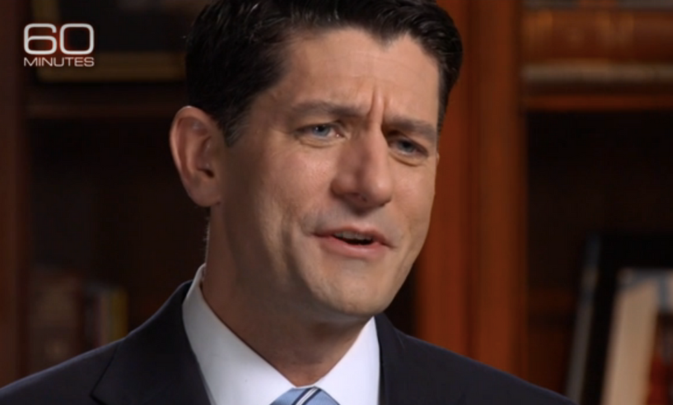 GOP wants 'lame duck' Paul Ryan out as House Speaker right now to stop 'backstabbing' frenzy to replace him