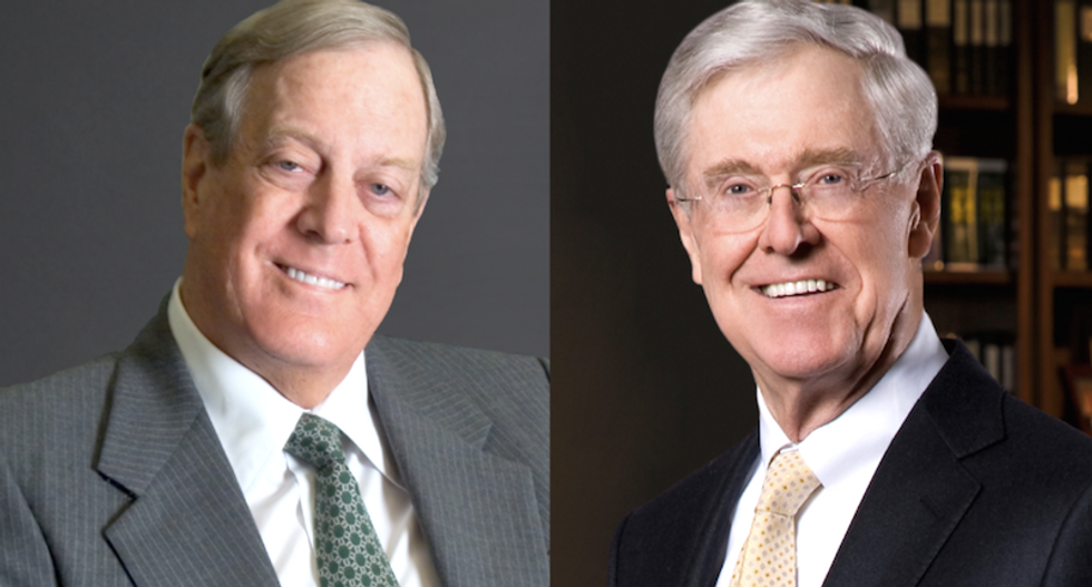 Koch Industries slam House GOP 'border tax' plan as potentially 'devastating' to US economy