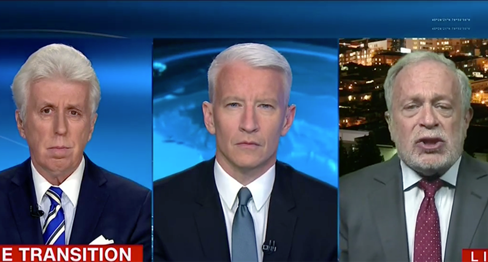 Robert Reich slams Jeffrey Lord on Trump's Goldman Sachs appointees: They 'forgot the working class'