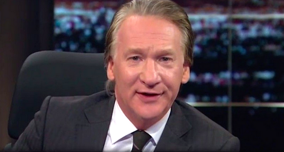 Bill Maher on Paris massacre: 'There are no great religions -- they're all stupid and dangerous'