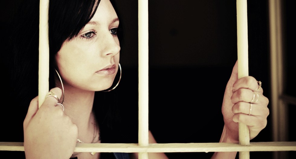 How having a baby can land a woman in jail