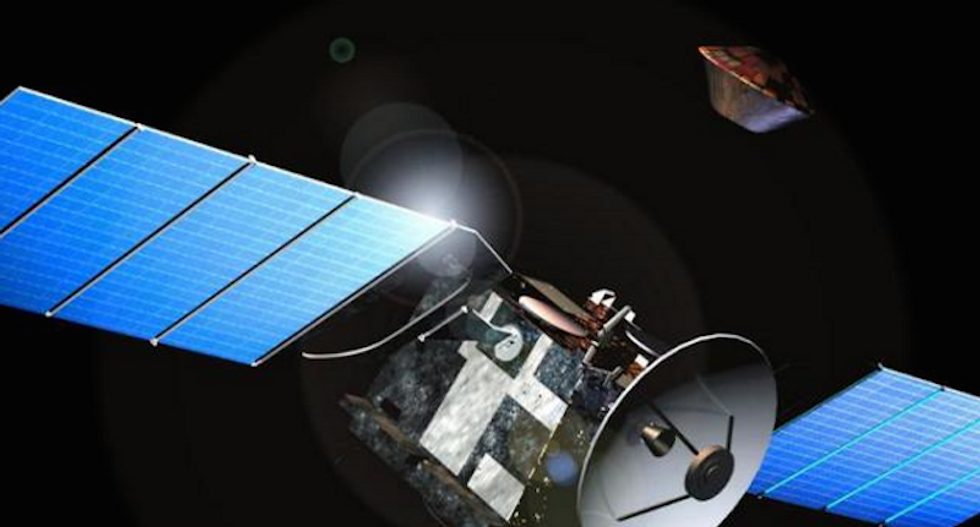 Long-lost Beagle 2 space probe spotted on Mars