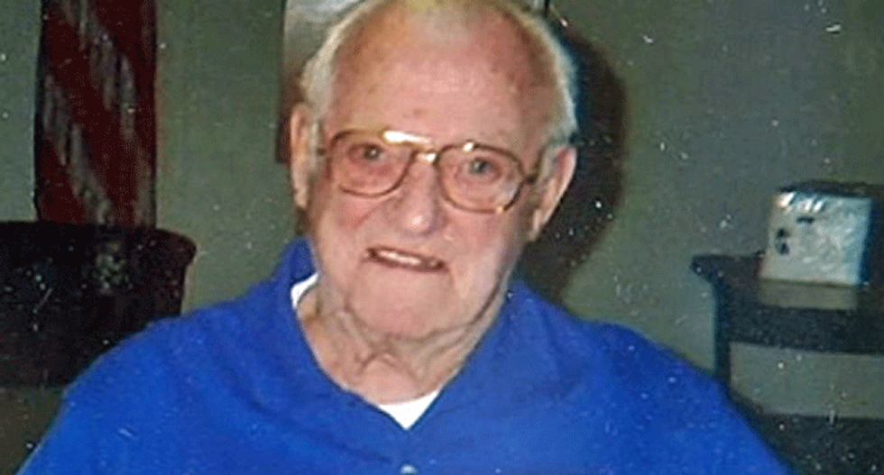 Police officer says 95-year-old World War Two vet he shot to death was threat