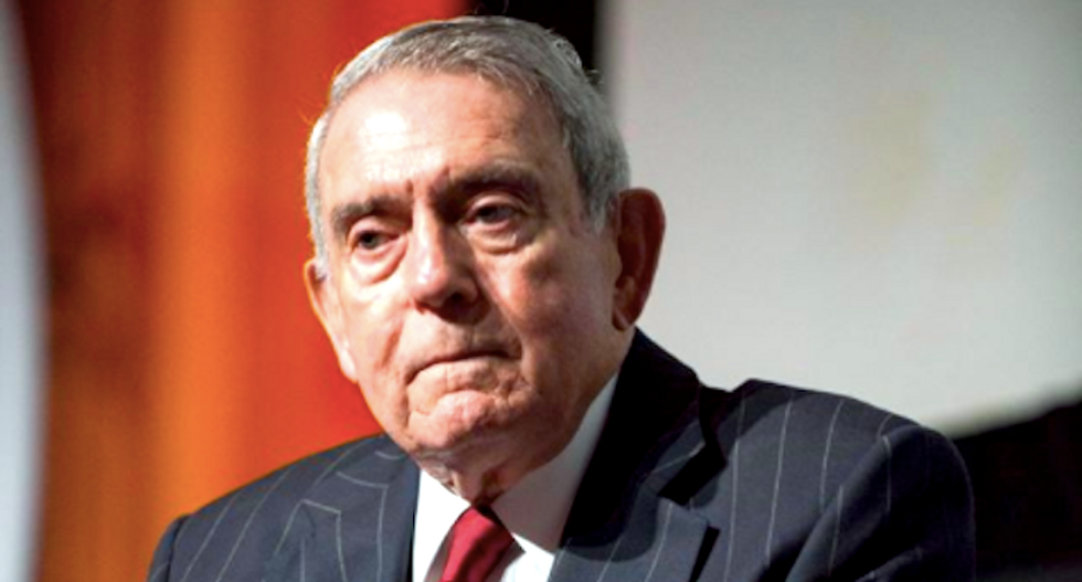 Dan Rather: Trump's Afghanistan plan means US will 'continue to spend and bleed' with 'no end in sight'
