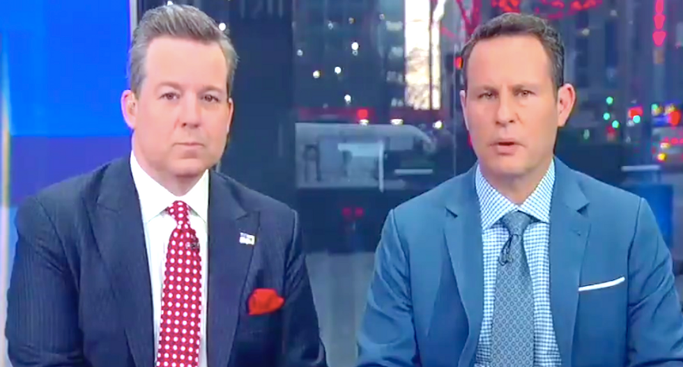 Fox & Friends claims obstruction concerns are new — but that's why Mueller was appointed in the first place