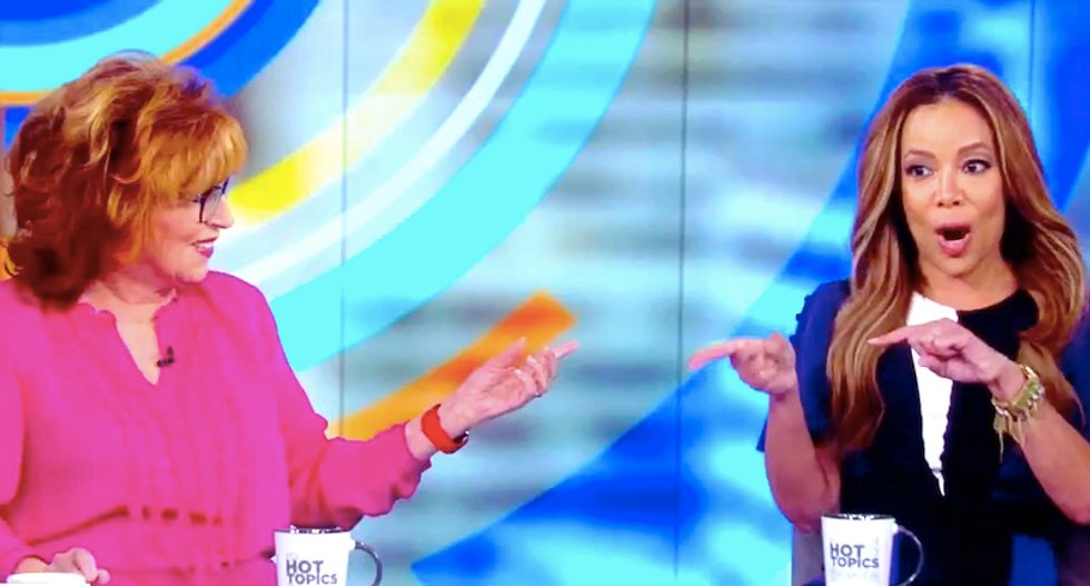 The View torches 'mobster' Trump for siding with North Korean dictator against Joe Biden
