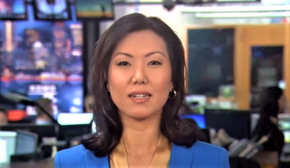 Anchor at Sinclair-owned outlet blasts Trump for attacking independent media: 'This isn't funny at all'
