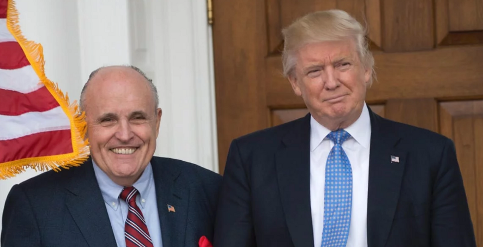 Rudy Giuliani's former deputy explains why Trump's own lawyer 'would have indicted' the president