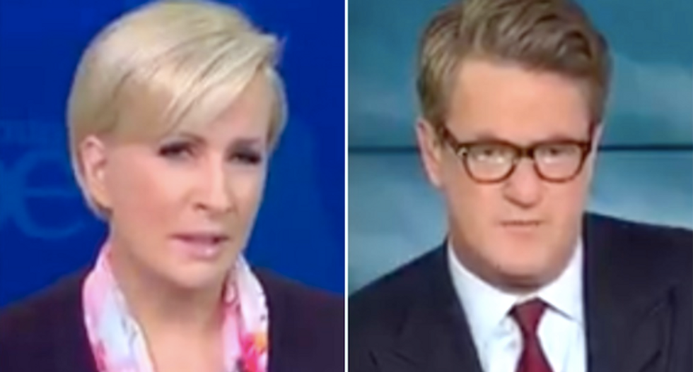 'The hypocrisy is staggering': Morning Joe panel scorches Trump team over Mike Flynn's work for Turkey
