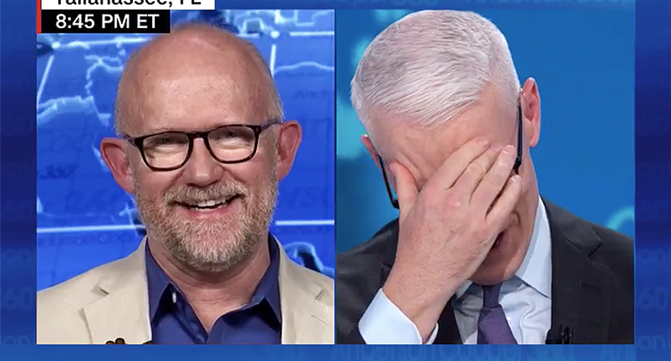 Rick Wilson blasts 'soft-handed manbaby' Trump: 'He's never taken a punch or given one'