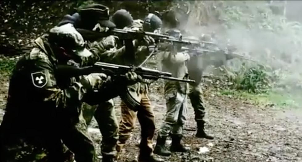 Neo-Nazi 'Atomwaffen Division' holding live-fire militia trainings at 'The Base' near Spokane: report
