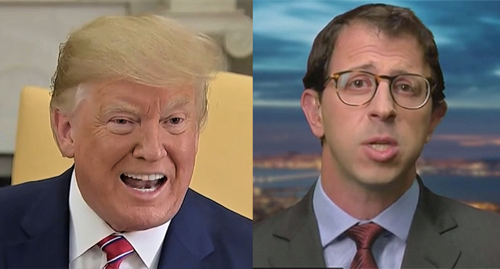 'That pardon may not be worth the paper it's written on': Legal analyst warns against trusting Trump pardons
