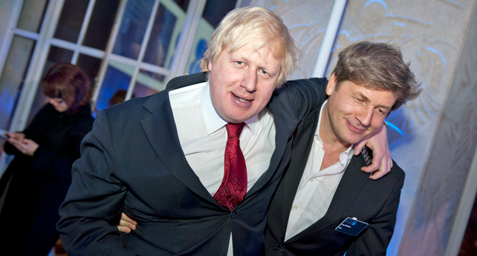Boris Johnson referred to police watchdog over alleged relationship with American businesswoman