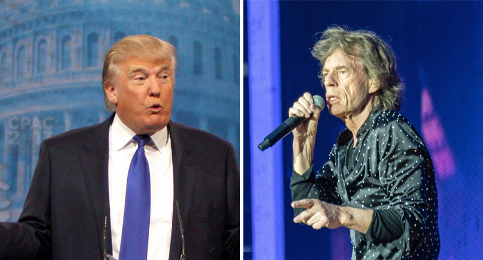 Mick Jagger rips Trump —and praises young people for protesting over climate crisis inaction