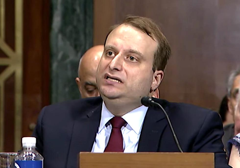 Trump judicial nominee faces brutal grilling at Senate hearing as even Republicans slam his vague answers