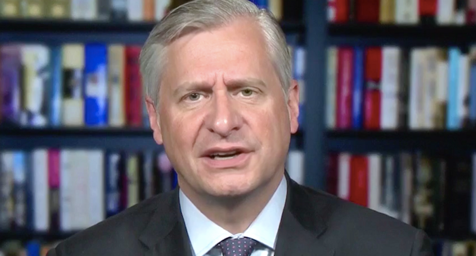 'You reap what you sow': Presidential historian Jon Meacham says Trump staff should expect public shaming
