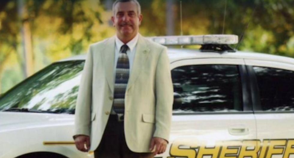 BUSTED: Trump-loving sheriff tried to murder deputy who caught him on tape making racist remarks