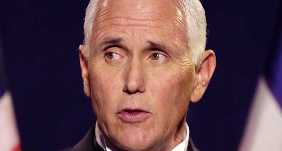 Author blows the lid off Mike Pence's devious rise to power -- and his scheme to take the White House