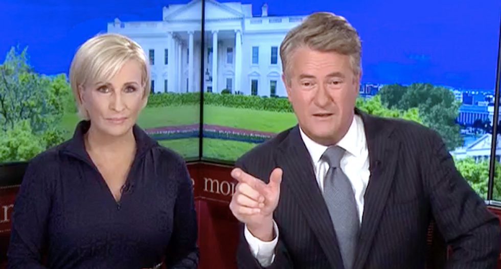 Republicans will come to regret staying 'ignorant' of Trump's abuses: MSNBC's Morning Joe and Mika
