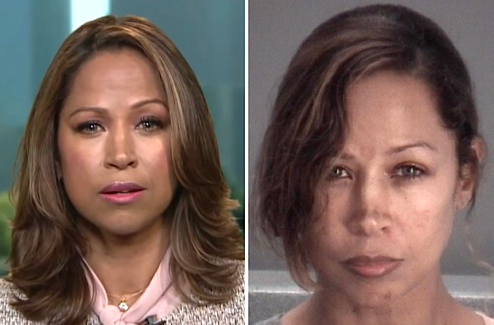 Actress and pro-Trump commentator Stacey Dash arrested for domestic violence in Florida