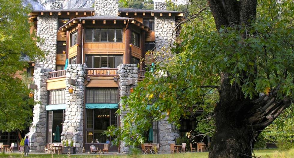 Yosemite landmarks set to lose famous names in 'ugly divorce'