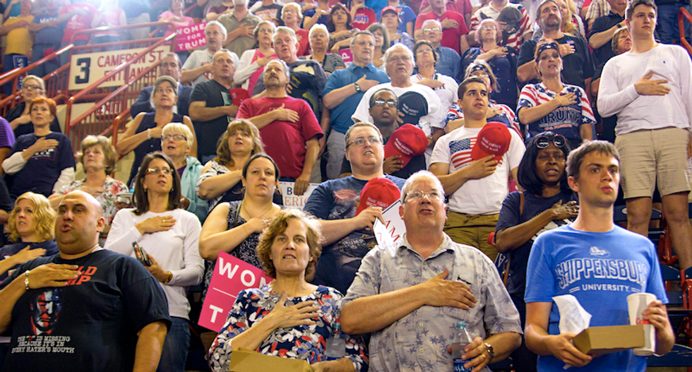 This psychological analysis of Trump supporters has exposed 5 alarming traits about them