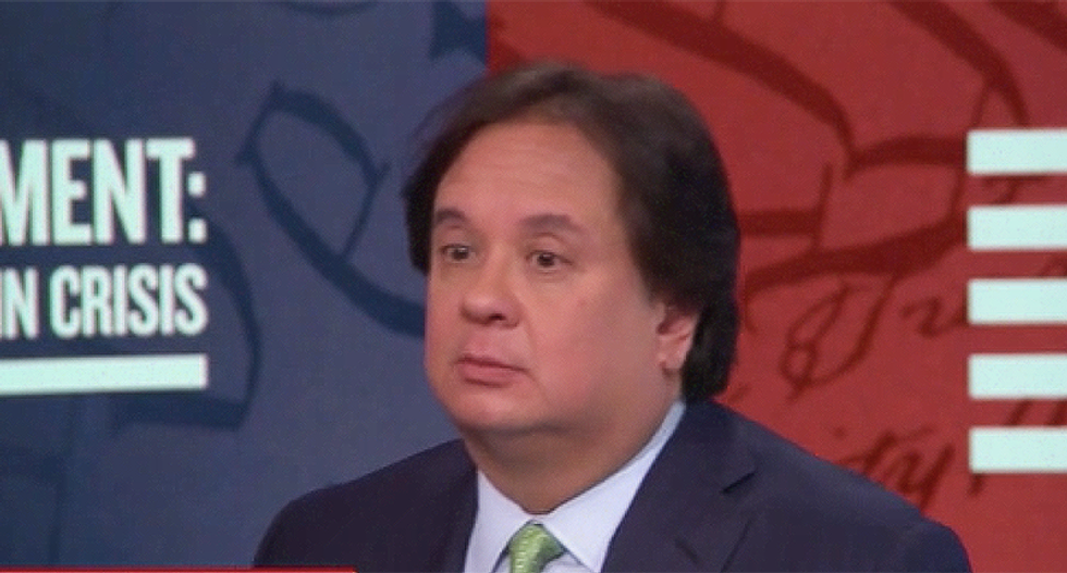 George Conway suggests Trump could get impeached again if GOP Senate lets him off the hook