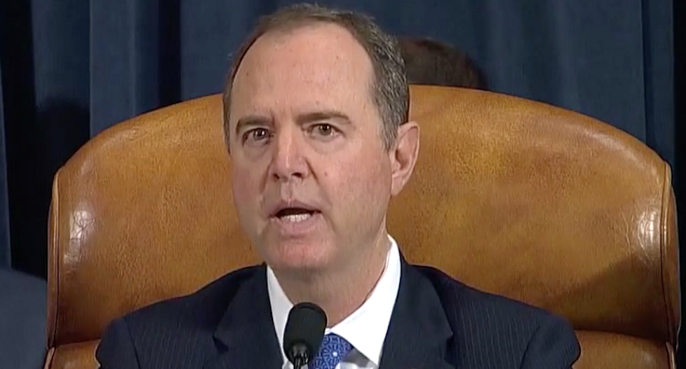 Schiff takes aim at Pence and Pompeo in blistering opening statement: They obstruct 'at their own peril'