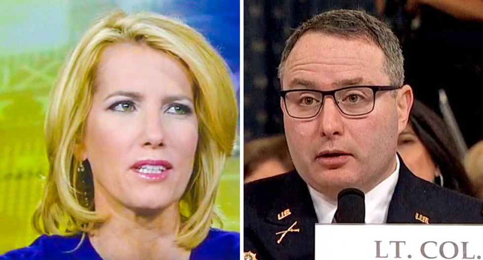 'Fox News knew': Vindman lawyers rip Laura Ingraham for hosting 'false and defamatory' segment