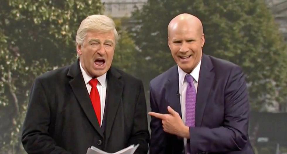 WATCH: Will Ferrell plays Ambassador Gordon Sondland on 'Saturday Night Live'