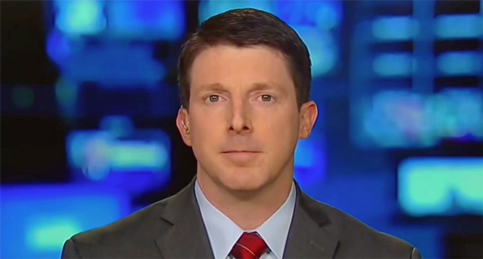 Guy Snodgrass refuses to deny that he's the 'anonymous' White House official dishing on Trump