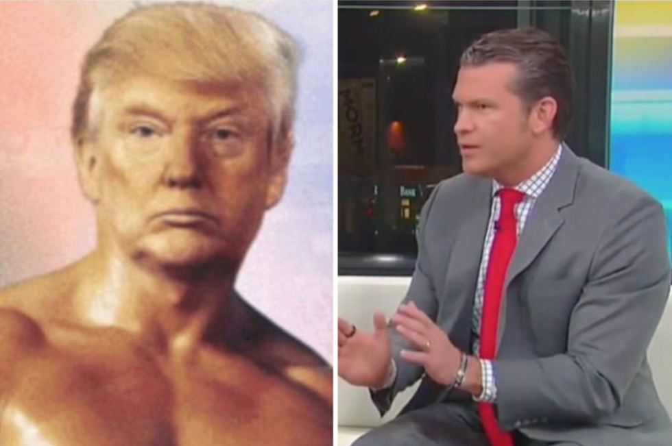 Fox News host: Hong Kong protesters 'look at a guy like Trump and they see Rocky Balboa'