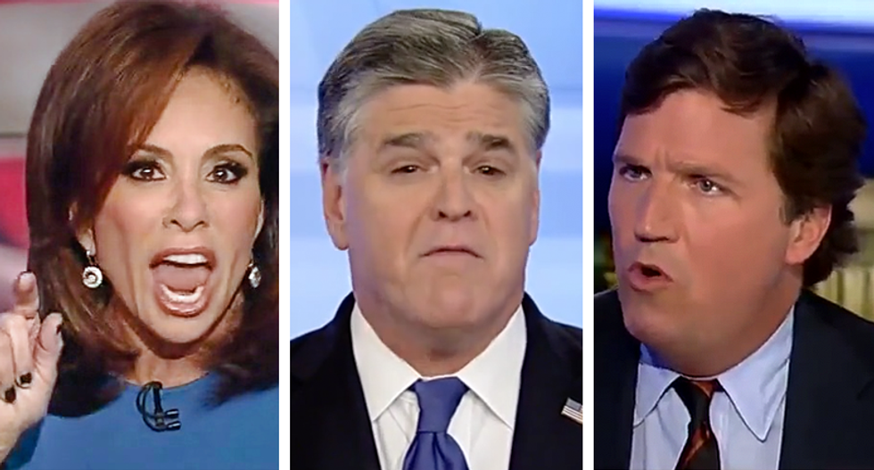After downplaying virus, Fox News announces free online streaming to 'educate and protect' Americans