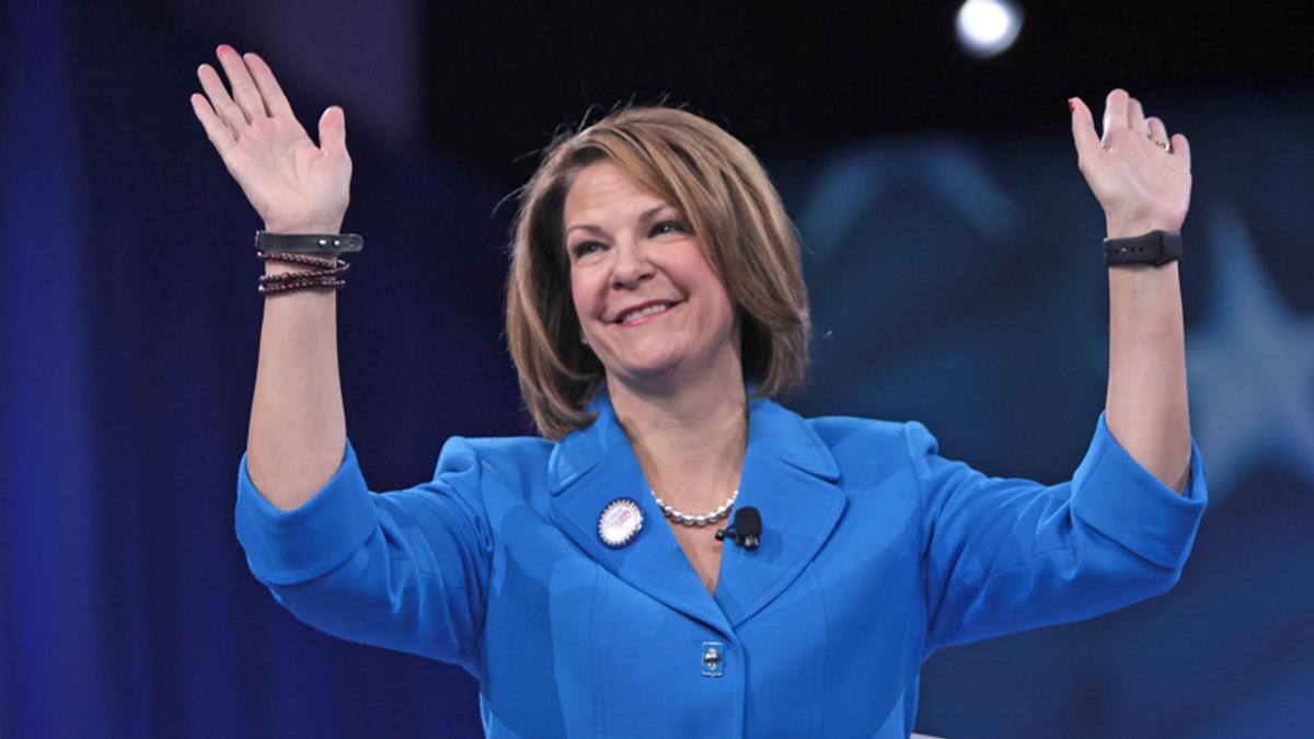 Arizona GOP chairwoman cornered on her lies — by Republican legislators: report