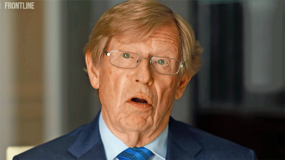 GOP super-lawyer Ted Olson cuts off donations to Republicans who refuse to convict Trump