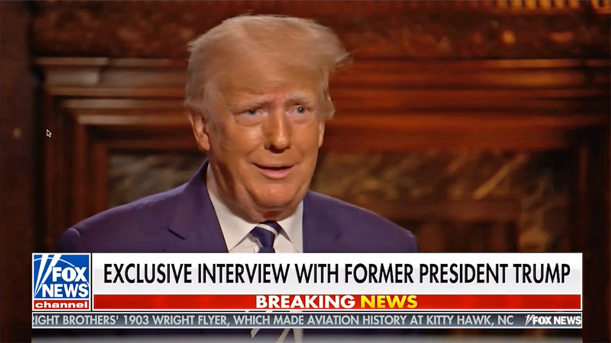 Trump says GOP must run on his MAGA agenda in 2022 'if they want to win'