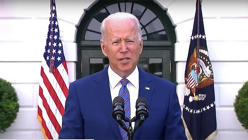 Fox networks refuse to run President Joe Biden's Independence Day address