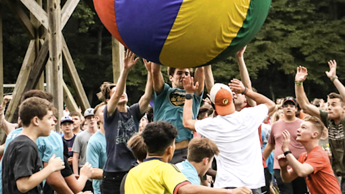 Christian summer camp turns into 17-state Covid superspreader