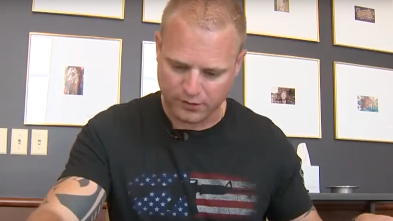 White cop says he was fired for reporting chief with KKK ties to Black Lives Matter