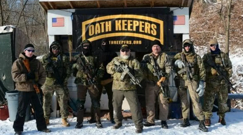 REVEALED: Oath Keepers recruits 'felt scammed' by the 'bogus' militia group after the Capitol insurrection