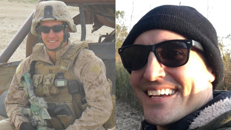 Jailed Marine becomes MAGA hero despite anti-Trump views: 'Your whole family knows nothing about US or our sacrifices'